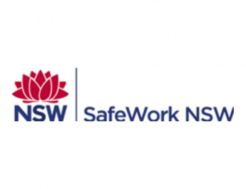 SafeWork NSW Alter for fake respiratory protective equipment