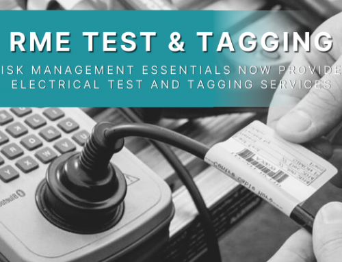 RME now provides Electrical Testing and Tagging Services